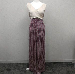 Maeve Anthropologie Sleeveless Knit Maxi Dress